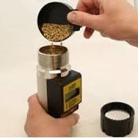 Moisture dan Temperature Grain meter