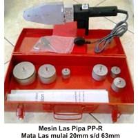 Mesin Las Pipa Hdpe & Mesin Penyambung Pipa Ppr