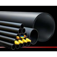 Sell Price Wavin Black HDPE Pipe Fittings PE 100