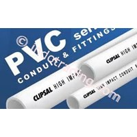 PVC Conduit Trunking dan Fittings