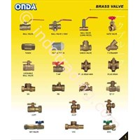 Sell Valve Gate Valve Ball Valve Brand Kitz Showa Onda