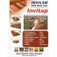 Invitap and Invideck Gentang uPVC Plastic Wave