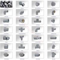 PVC Pipe Fittings Galvanized Iron PVC fittings PPR