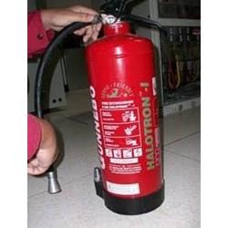 Pemadam Kebakaran Gunnebo Halotron-l