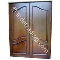 Kusen Pintu Utama Jati Tipe 3