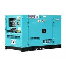 Diesel AC Generator Tipe 10 KVA Silent
