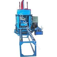 Mesin Press Hydrolic Bata Merah Semi Automatik