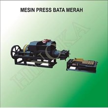 Press Batu Bata Merah