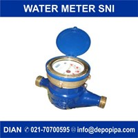 Sell WATER METER ONDA - AMICO - BESTINI - ITRON  SNI