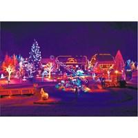 Jual Lampu Pohon Natal Seri Tipe 3