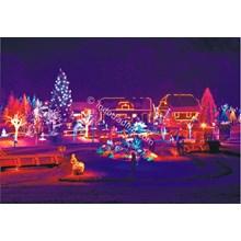 Lampu Pohon Natal Seri Tipe 3