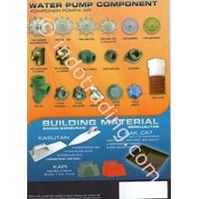 Komponen Pompa Air
