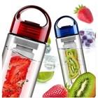 botol infus water tritan bottle infusser fruit
