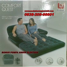 KASUR SOFA ANGIN BEST WAY 2 IN 1 Rp 850.000