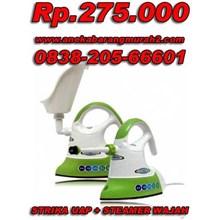 Setrika uap dan steam wajah Rp 250.000