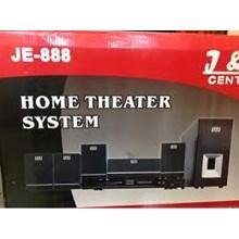 J&E Centro JE 888 Theater System