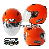 Jual Helm Half Face Motif KTM