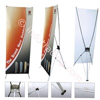 Jual X Banner Dan Y Banner 60X160 80X180
