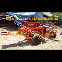 Mesin Cetak Bata Tipe Mcb6m