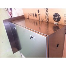 Box Panel Stainles Steel