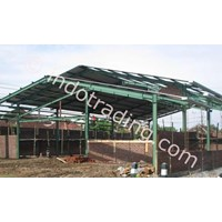 Sell Iron Steel Frame Construction Wf