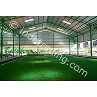Sell Steel Frame Construction Field Futsal.