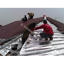 Pasang Rangka Atap