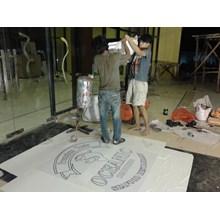 Grafir Lantai Granit