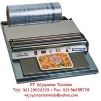 Jual Manual Wrapping Machine (Mesin Segel Plastik) HW-450 Luxury Hand Wrapping