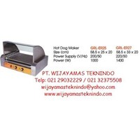 Jual Hot Dog Maker (Mesin Pemanggang Sosis) GRL-ER25 - 27