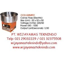 Cotton Candy Machine Electric (Mesin Pembuat Gulali Elektrik) CCD-MF01