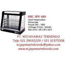Heat Preservation Showcase SHC-BW-680