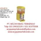 Jual Juice Dispenser (Mesin Jus Dispenser) JCD-JPC1S