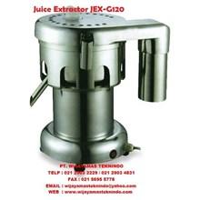 Juice Extractor JEX-G120 Fomac (Mesin Pembuat Jus Buah)
