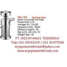 Soyabean Grinder (Mesin Penggiling Kacang Kedelai) SBG-100A