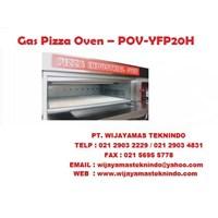 Mesin Pemanggang Gas Pizza Oven Pov-Yfp20h - 40H Fomac