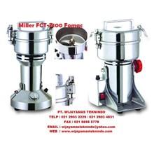 Mesin Penggiling Bumbu-Tepung Miller FCT-Z100 Fomac