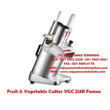 Pemotong Kentang Fruit & Vegetable Pomac VGC J23B