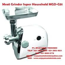 Mesin Penggiling Bumbu - Daging Meat Grinder Super