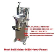 Mesin Cetak Bakso Meat ball Maker MBM-S300 Fomac