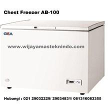 Chest Freezer  -26˚C AB-100 (Kulkas dan Freezer)