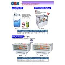 Display Cooler (Mesin Pendingin Minuman) C-77AF - SC-165W - BD-200 - BD-300