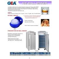 Ice Ball Maker (Mesin Pembuat Es Bola) BB-6 - PF-10