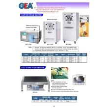 Mesin Pembuat Es krim BTY-7110 - BTY-7215 - BY-7425