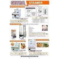 Mesin Pengukus & Pemanggang Makanan CS-9095 - 3DGFS-9082