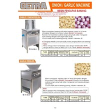 Garlic Machine FX-128-S - FX-128-3A
