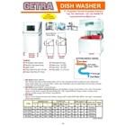 Jual Mesin Pencuci Piring DW-3210S - DW-8000