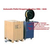 Jual Mesin Press Atau Pengikat Tali Automatic Pallet Strapping Machine DBA - 130A