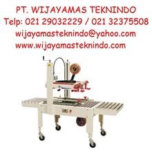 Semi Automatic Carton sealer (Mesin Lakban Karton) FXJ-6060 Stand Model