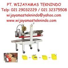 Semi Automatic Carton sealer (Mesin Lakban Karton) AS-323 Auto Fold Model